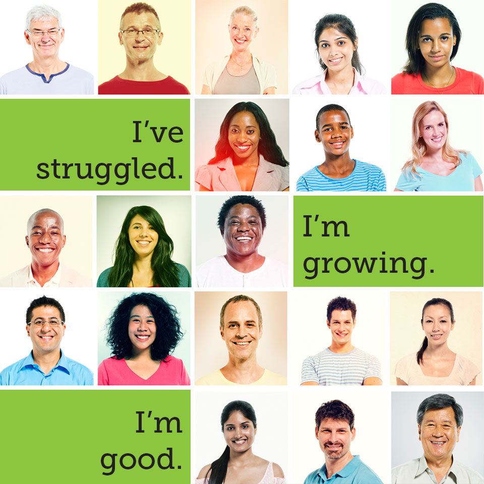I'm Good: A Blog Campaign for Mental Health Recovery